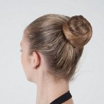 Buns (or hair cut above the ears) for all ballet classes.