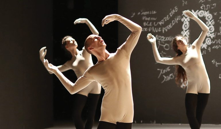 Batsheva — The Young Ensemble in Ohad Naharin's Naharin's Virus Photo: Ascaf