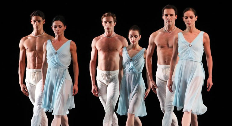 Dutch National Ballet: Van Dantzig, van Manen, van Schayk / Mixed Bill