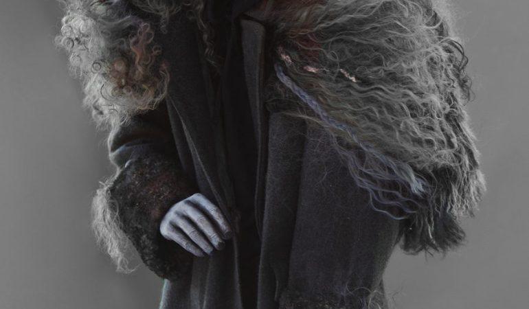 Alberta Ballet's Zacharie Dun (the Creature) in Jean Grand-Maître's Frankenstein Photo: Paul McGrath
