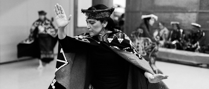 Yisya'winuxw Dancers: Coastal First Nations Dance Festival
