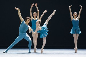 Paris Opera Ballet in William Forsythe's Blake Works | Photo: Anne Ray