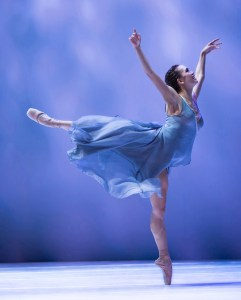 Noelani Pantastico in Pacific Northwest Ballet's production of Jean-Christophe Maillot's Roméo et Juliette | Photo: Angela Sterling