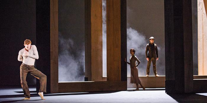 The Royal Ballet: Wayne McGregor / Woolf Works