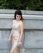 My Niece before her prom