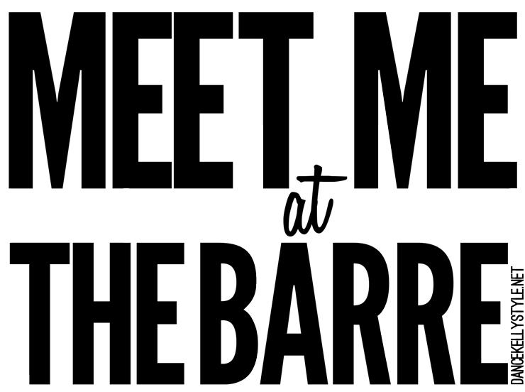 MeetMeAtTheBarre