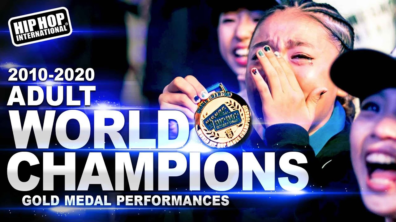 Request – New Zealand (Gold Medalist Adult) @ 2010 HHI 2010 World Hip Hop Dance Championship Finals