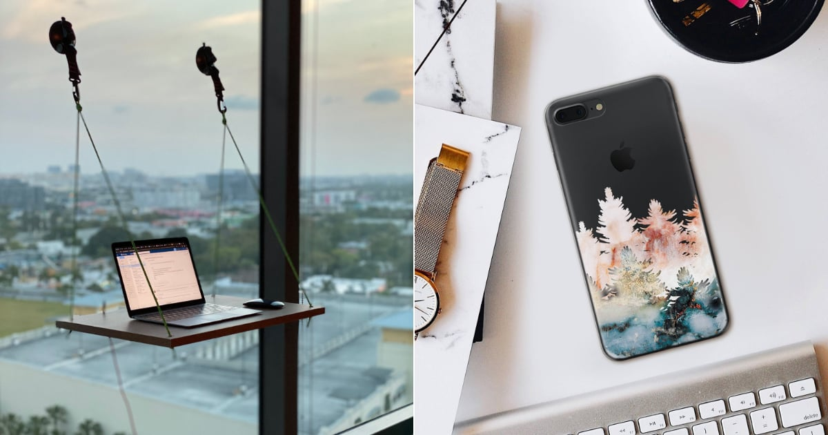 14 Tech Accessories From Etsy That Will Brighten Up Your Work-From-Home Setup