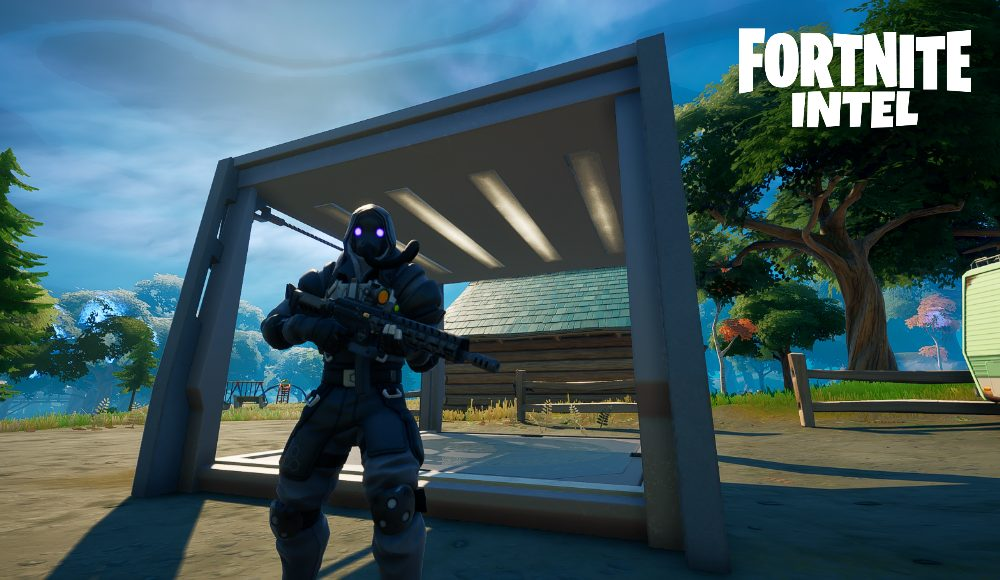 Fortnite Surface Hub location for Season 5 Week 13 challenges