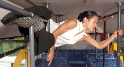 Java Dance Company Back of the Bus