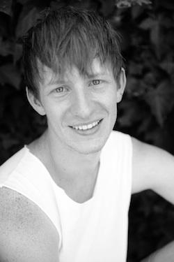 Melbourne dancer Jayden Hicks