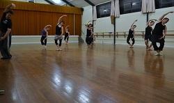 Move Through Life dance classes