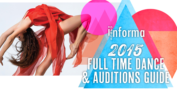 Full Time Dance and Auditions Guide Australia