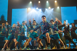 new dance film 'Born to Dance'
