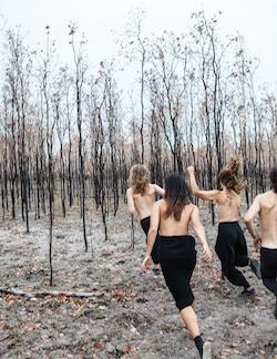Dancenorth dancers. Photo by Amber Haines.
