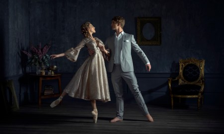 The Royal New Zealand Ballet in 'Romeo + Juliet'. Photo by Ross Brown.