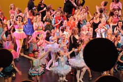 Photo courtesy of Sharon Saunders Dancers.