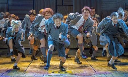 'Matilda the Musical'.