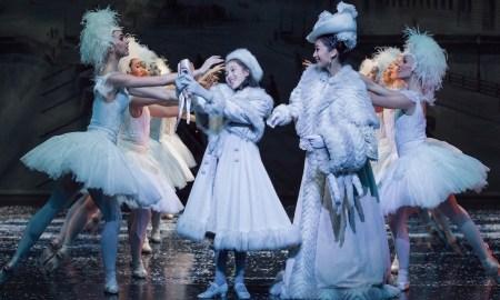The Australian Ballet in Graeme Murphy's 'Nutcracker: The Story of Clara'. Photo by Daniel Boud.
