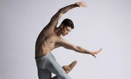 Queensland Ballet Demi-Soloist Vito Bernasconi. Photo by David Kelly.