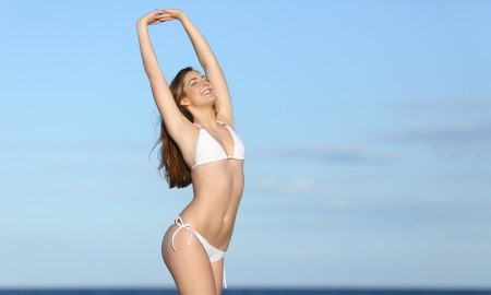 How to get your beach body back