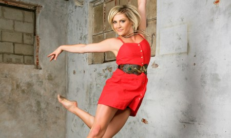 Stacey Tookey at VDF