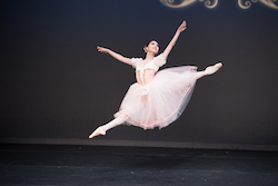 AGP 2017 Youth Asian Grand Prix Award, Hyeji Kang, Yoo's Ballet Conservatory, South Korea.