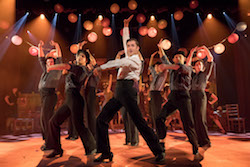 'Strictly Ballroom the Musical'. Photo by Ben Fon.