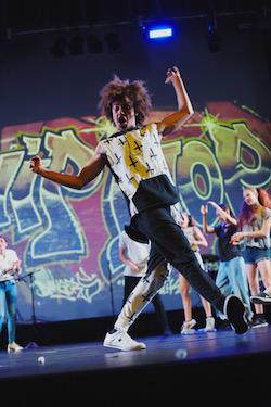 Australian Performing Arts Grammar School. Photo courtesy of APGS.