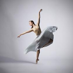 Queensland Ballet's Georgia Swan.