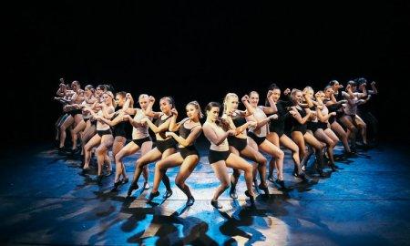AMPA Bachelor of Dance jazz majors. Photo by Satsuki Minoda.