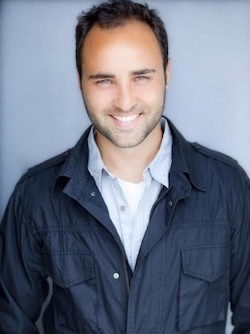 Ryan Saab, manager of Casting Operations for Royal Caribbean Productions.