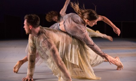 Dancenorth's 'Dust'. Photo by Amber Haines.