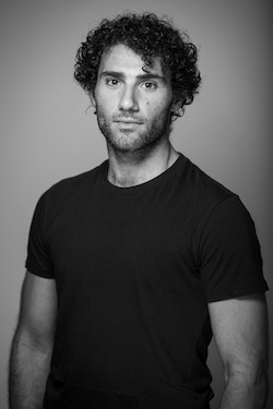 Dimitri Kleioris. Photo by Ben Symons.