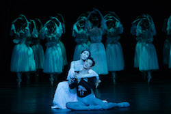 The Australian Ballet in 'Giselle'. Photo by Daniel Boud.