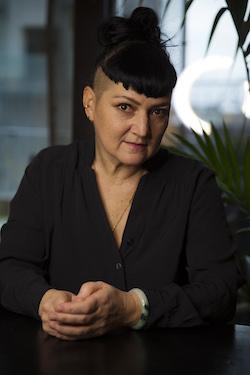 Ina Christel Johannessen. Photo by Nora Angeltveit.