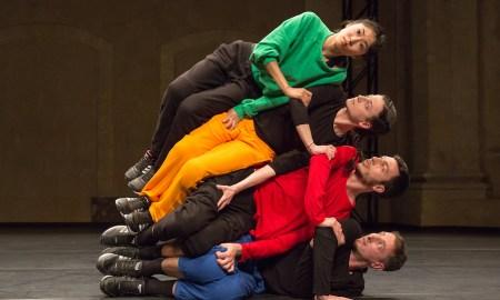 'Tetris'. Photo by Didier Philispart.