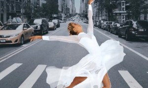 'Amazing Grace, New York New York'. Photo by Jodie Hutchinson.
