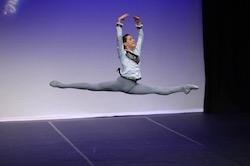 Jackson Smith-Leishman (Amanda Bollinger Dance Academy). Photo by Ryan Kettle at Move Photography.