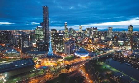 Arts Centre Melbourne.