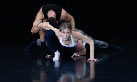 Melanie Lane's 'Alterum' rehearsal. Photo by Jade Ellis.