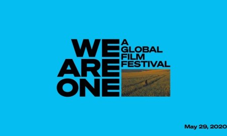 We Are One: A Global Film Festival.