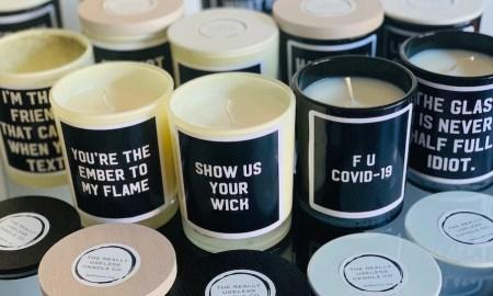 The Really Useless Candle Company.
