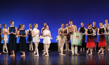 David McAllister Cup Presentations. Photo by DancePro Photography.
