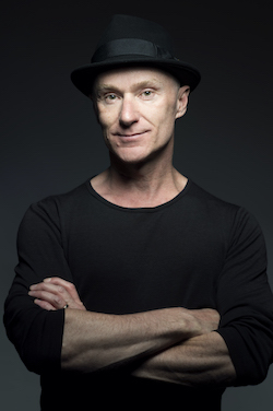 Andrew Hallsworth. Photo by Marnya Rothe.