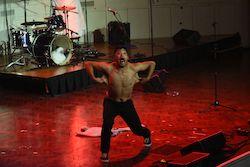 Dunedin Fringe Festival. Photo by Lisa Yates.