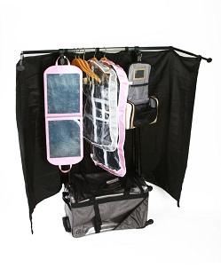 Glamr Gear bag with Privacy Curtain