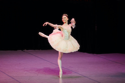 Grace Carrol, Sydney Eisteddfod Ballet Scholarship 2nd place winner 2019.