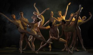 Victorian State Ballet. Photo by Sasha Kane.