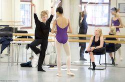 Photo by Elliott Franks, courtesy of Royal Academy of Dance.